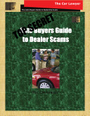 The Auto Buyers Guide to Dealership Scams
