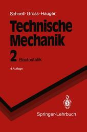 Technische Mechanik: Elastostatik, Ausgabe 4