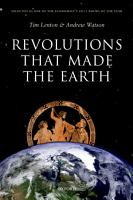 Revolutions that Made the Earth PDF