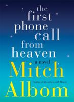 The First Phone Call From Heaven PDF