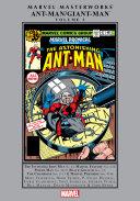 Ant-Man/Giant-Man Masterworks Vol. 3