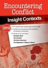 Encountering Conflict 2012