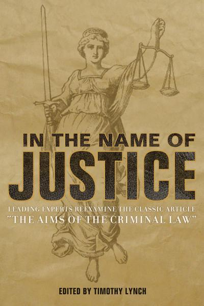 Download In The Name of Justice Book