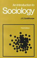 An Introduction to Sociology PDF