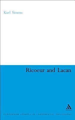 Ricoeur and Lacan PDF