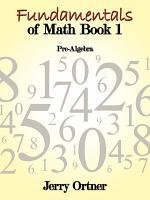 Fundamentals of Math Book 1 PDF