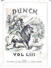 Punch: Volumes 53-56