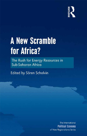 A New Scramble for Africa
