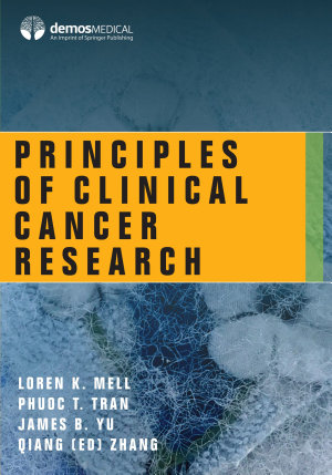 Principles of Clinical Cancer Research PDF