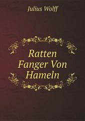 Ratten Fanger Von Hameln