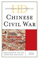 Historical Dictionary of the Chinese Civil War PDF