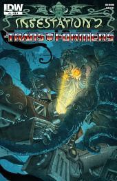 Transformers: Infestation II #1