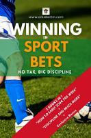 Winning in Sport Bets  No tax  Big Discipline PDF