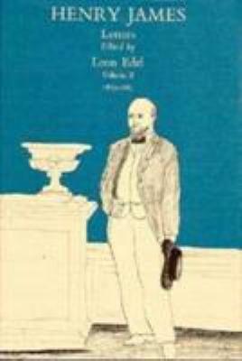 Henry James Letters PDF