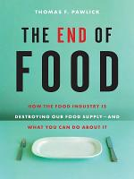 The End of Food PDF