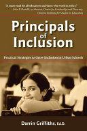 Principals of Inclusion