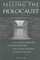 Selling the Holocaust PDF
