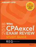 Wiley CPAexcel Exam Review January 2018 Study Guide PDF