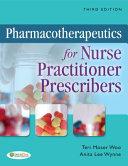 Pharmacotherapeutics for Nurse Practitioner Prescribers PDF