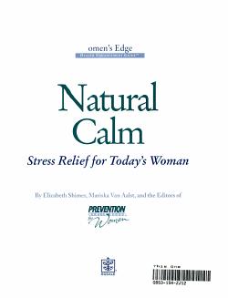 Natural Calm PDF