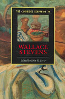 The Cambridge Companion to Wallace Stevens