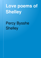 Love Poems of Shelley