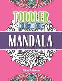 Toddler Coloring Book Mandala
