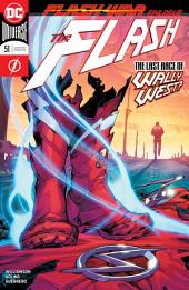 The Flash (2016-) #51