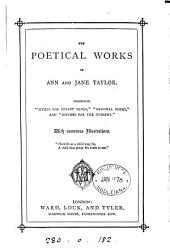 The poetical works of Ann and Jane Taylor