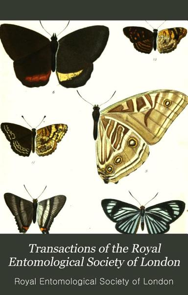 Download Transactions of the Royal Entomological Society of London Book