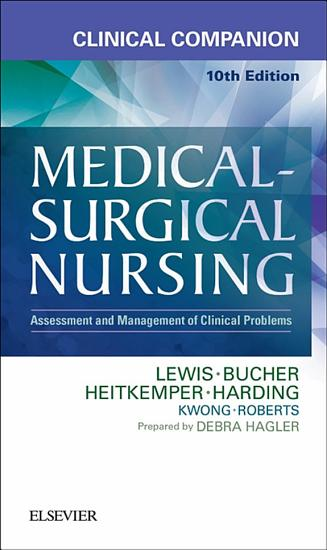 Clinical Companion to Medical Surgical Nursing   E Book PDF