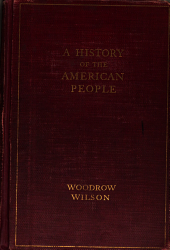 A History of the American People: Volume 1