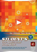 Life Application Study Bible Nlt 2