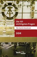 Die 101 wichtigsten Fragen   DDR PDF