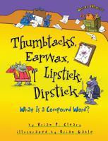 Thumbtacks  Earwax  Lipstick  Dipstick PDF