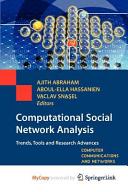 Computational Social Network Analysis