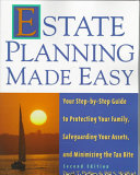 Estate Planning Made Easy Book PDF