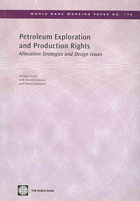 Petroleum Exploration and Production Rights PDF