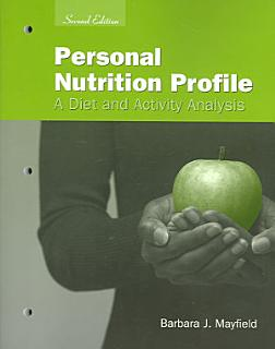 Personal Nutrition Profile Book
