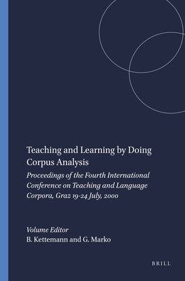 Teaching and Learning by Doing Corpus Analysis PDF