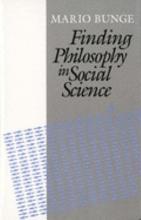 Finding Philosophy in Social Science PDF