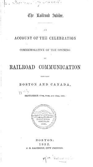 The Railroad Jubilee