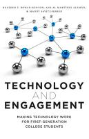Technology and Engagement PDF