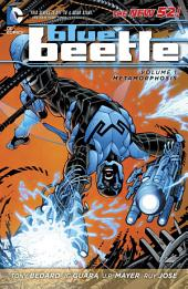 Blue Beetle Vol. 1: Metamorphosis (The New 52)