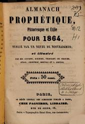Almanach prophétique, pittoresque et utile pour ...: Volume14