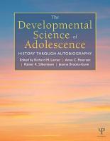 The Developmental Science of Adolescence PDF