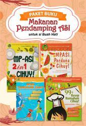 Paket Buku Makanan Pendamping ASI: Edisi Bundling