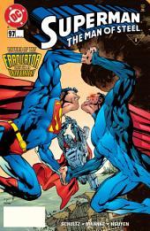 Superman: The Man of Steel (1991-) #97