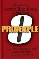 Little Red Book of Selling Principle 8 PDF