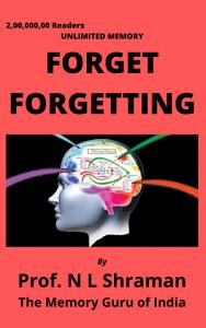 Unlimited Memory  Forget Forgetting Book
